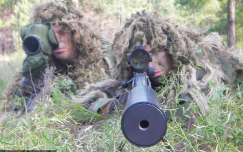 Product picture USMC Sniper Training Manual PDF - FMFM 1-3B + Paper Targets